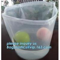 Buy cheap Chemical Resistant Water Proof Heavy Duty Round Bottom Cylinder,round square bottom inner drum rubbish bin liner plastic from wholesalers