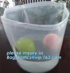 Buy cheap Plastic Heavy Duty Plastic Bags Square Bottom Inner Drum Rubbish Bin Liner from wholesalers