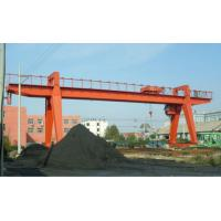Buy cheap Electric Travelling Heavy Duty Single Girder Gantry Crane , Launching Gantry Crane 50T from wholesalers