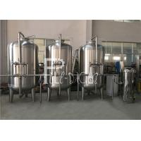Buy cheap Mineral / Pure Drinking Water Silica / Quartz Sand / Active Carbon Filtration Equipment / Plant / Machine / System from wholesalers
