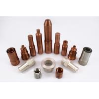 Buy cheap CNC Impact Extrusion Process CNC Auto Parts Custom Copper Metal Components from wholesalers