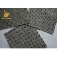Buy cheap Strong Elongation Non Woven Cloth Customized Nonwoven Felt For Carpet Underlay from wholesalers