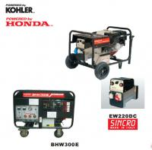 Buy cheap EW220DC / GX390 Small Gasoline Powered Generator Propane Powered product