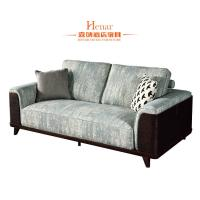 Buy cheap Leisure Library / Hotel Lobby Sofa Loose Lounge 2 Seats Chesterfield from wholesalers