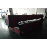 Buy cheap Large Format Inkjet UV Flatbed  Machines for TIFF / JPEG / Postscript 3  RICOH GEN4/GEN5 from wholesalers