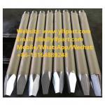 Buy cheap komac KB1500 Tor23 hydraulic hammer point KB3600 kb350 rock drill bit KB2000 KB4000 excavator rock chisel from wholesalers