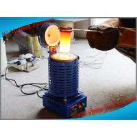 Buy cheap JIUCHEN Electric Gold/Silver/Copper Scrap Melting Furnace for Hot Sale from wholesalers