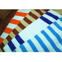 Buy cheap Wholesale Bulk Luxury Heavy Stripe Bath Towels/Hotel Pool Towels from wholesalers