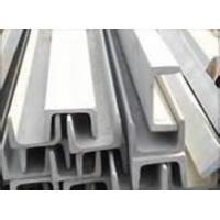 Buy cheap 304 Hot Rolled stainless steel Channel Beam with Long-term Value product