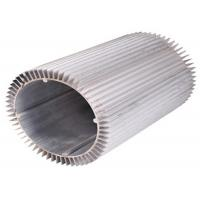 Buy cheap Anodizing Drilling Extruded Aluminum Heatsink Round 6063 T6 from wholesalers