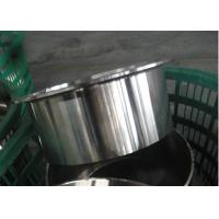 Buy cheap 6 Inch sch 40 304 , 304L , 316 , 316L Stainless Steel Weld Fittings Stub End ASME/ANSI B16.9 from wholesalers