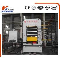 Buy cheap Commercial Laminate Hot Press Machine For Plywood / Door Skin from wholesalers