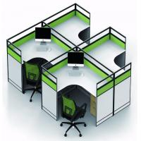 Buy cheap Simple Melamine Office Furniture Partitions Environment - Friendly PE Painting from wholesalers