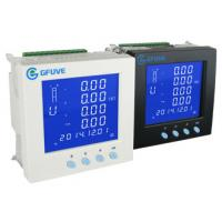 Buy cheap 3P4W SWR Digital Power Meter , 3 Phase Multifunction Power MeterPanel Mounting from wholesalers