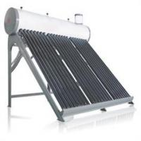 Buy cheap Home use no pressure hot water solar system from wholesalers