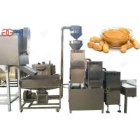 Buy cheap Industrial Peanut Butter Production Line Supplier|Groundnut Butter Production Line For Sale from wholesalers