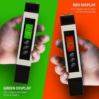 Buy cheap LCD Display Temperature Pen TDS Meter Tester Water Quality Test Measurement Tool from wholesalers