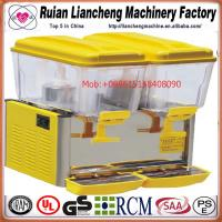Buy cheap made in china 110/220V 50/60Hz spray or stirring European or American plug mango juice machine from wholesalers