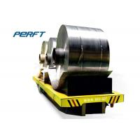 Buy cheap 20 Ton Die Transfer Cart , Sheet Metal And Coils Material Handling Equipment from wholesalers