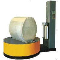 Buy cheap High quality T2000Y cylindrical pre-stretch wrapping packaging machines from wholesalers