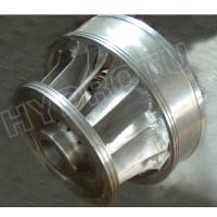 Buy cheap Horizontal Shaft Francis Turbine Runner with 0Cr13Ni4Mo stainless steel material from wholesalers