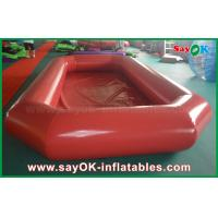 Buy cheap Giant Customized Size and Shape Inflatable Water Swimming Pool Playing Toy from wholesalers