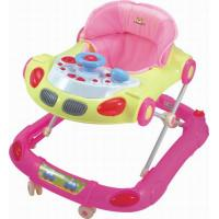 Buy cheap baby walker with music and brake set from wholesalers