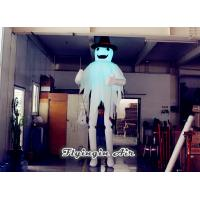 Buy cheap Halloween Inflatable Costume, Inflatable Ghost with Light for Party Night from wholesalers