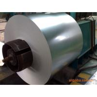Buy cheap Anti Finger Aluzinc Steel Coil , Galvanised Steel Coil For Floor Deck from wholesalers