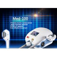 Buy cheap Home Portable IPL Beauty Equipment 640nm - 1200nm Wavelength from wholesalers
