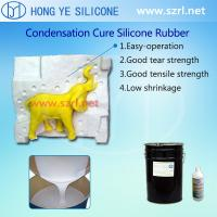 Buy cheap Condensation cure moulding for Concrete, PU Resin , Gypsum Casting from wholesalers