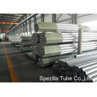 Buy cheap NPS 10'' Gas Welding Stainless Steel Tubing ASTM A312 TP304 Seamless Round Tube from wholesalers