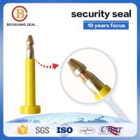 Buy cheap high security seals suppliers for container door lock  Container Truck Train Tanker B104 from wholesalers