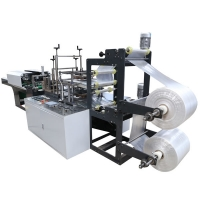 Buy cheap High Speed Pe Gloves Making Machine with Stripping from wholesalers