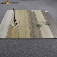 Buy cheap High Water Absorption Wood Effect Floor Tiles , Anti Skidding 6x24 Ceramic Tile product