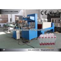 Buy cheap Bottle Feeding Sorting Shrink Wrap Packing Machine For Purified Water / Milk from wholesalers