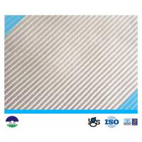 Buy cheap White Multifilament Woven Geotextile 200kN from wholesalers