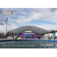 Buy cheap Arch Design Movable Garden Party Marquee / Outdoor Event Canopy from wholesalers
