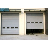 Buy cheap 40mm 0.2m/S Automatic Industrial Overhead Door from wholesalers