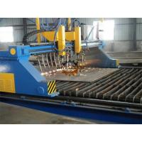 Buy cheap Hypertherm CNC Plasma Cutting Machine Double Drive Plasma Cutting Gun from wholesalers