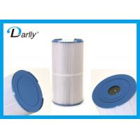 Buy cheap Darlly Reemay Material Spa Cartridge Filter / Pool Filters Cartridge 1 - 50 Micron from wholesalers