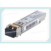 Buy cheap 1000BASE-SX SFP GBIC Optical Transceiver Module With DOM Cisco GLC-SX-MMD product