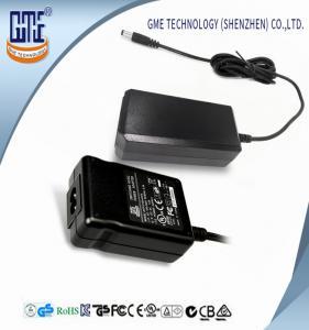 Buy cheap Black 12V 1A AC En60950 Pc Desktop Power Supply AC DC Adaptor 12W product