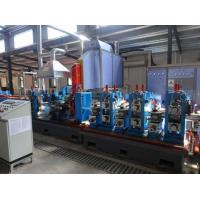 Buy cheap 8 Inch Pipe Tube Mill Ss Pipe Manufacturing Machine Automatic Guidance from wholesalers