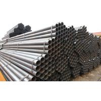 Buy cheap Hot Rolled Galvanized Scaffolding Tube High Toughness With Protective Coatings from wholesalers