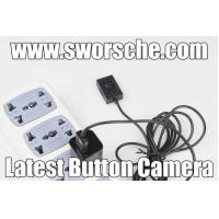 Buy cheap Mini Button Spy Camera with 2M USB cable 720x480 30fps Cycle Recording Charging from wholesalers
