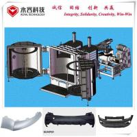 Buy cheap Pvd Chrome Vacuum Metallizer Machine Thermoforming For Plastic Car Front Rear Bumper from wholesalers