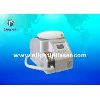 Buy cheap Permanent 532 nm / 1064 nm ND YAG Laser Machine , Laser Q Switch Tattoo Removal from wholesalers