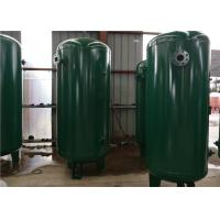 Buy cheap Carbon Steel Extra Vertical Air Receiver Tank For Compressor Systems from wholesalers