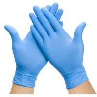 Buy cheap Sterile Disposable Surgical Gloves , Skin Friendly Hand Protection Gloves product